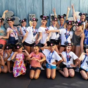 Disneyland Trip 2018 – Your chance to dance in a Disney Parade!