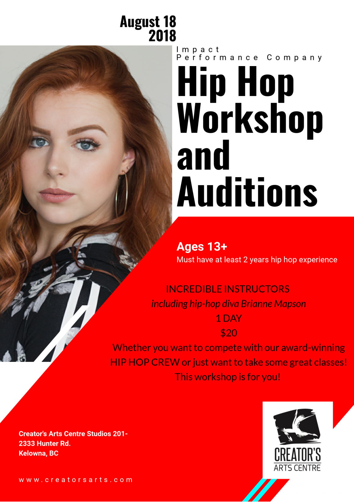 Sr. Hip Hop Crew Auditions
